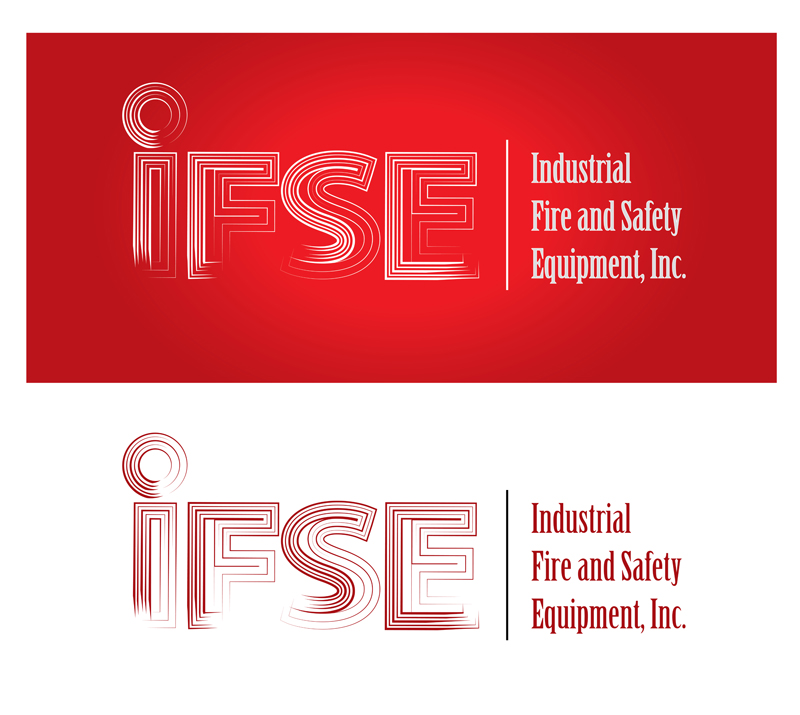 Logo Design by kowreck - Entry No. 172 in the Logo Design Contest New Logo Design for Industrial Fire and Safety Equipment, Inc..