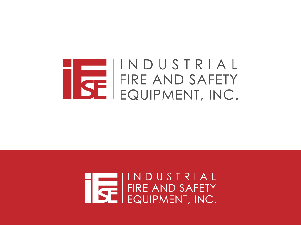 Logo Design by imtan2x - Entry No. 175 in the Logo Design Contest New Logo Design for Industrial Fire and Safety Equipment, Inc..