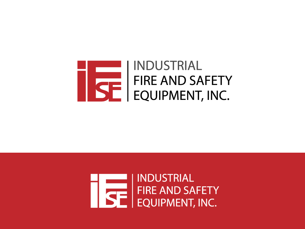 Logo Design by imtan2x - Entry No. 176 in the Logo Design Contest New Logo Design for Industrial Fire and Safety Equipment, Inc..