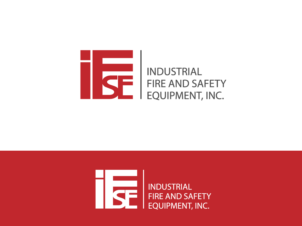 Logo Design by imtan2x - Entry No. 177 in the Logo Design Contest New Logo Design for Industrial Fire and Safety Equipment, Inc..