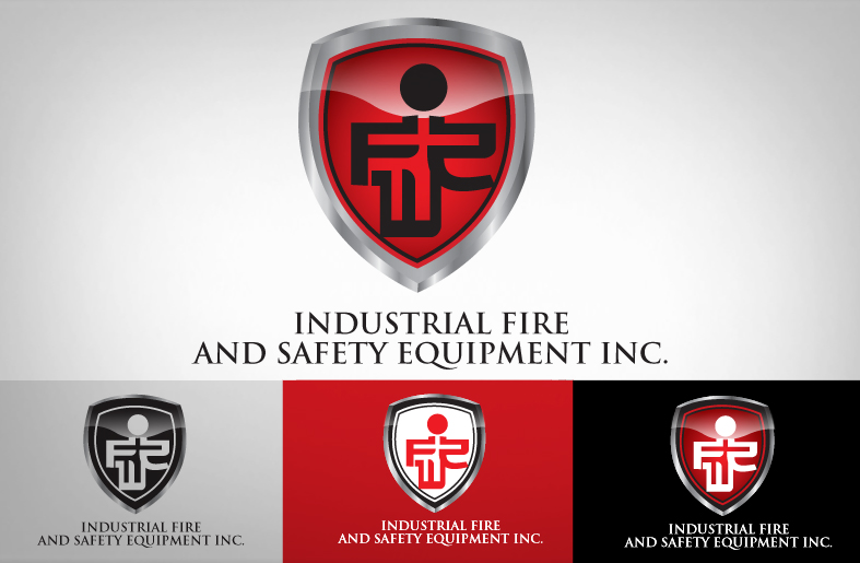 Logo Design by iingjember - Entry No. 183 in the Logo Design Contest New Logo Design for Industrial Fire and Safety Equipment, Inc..