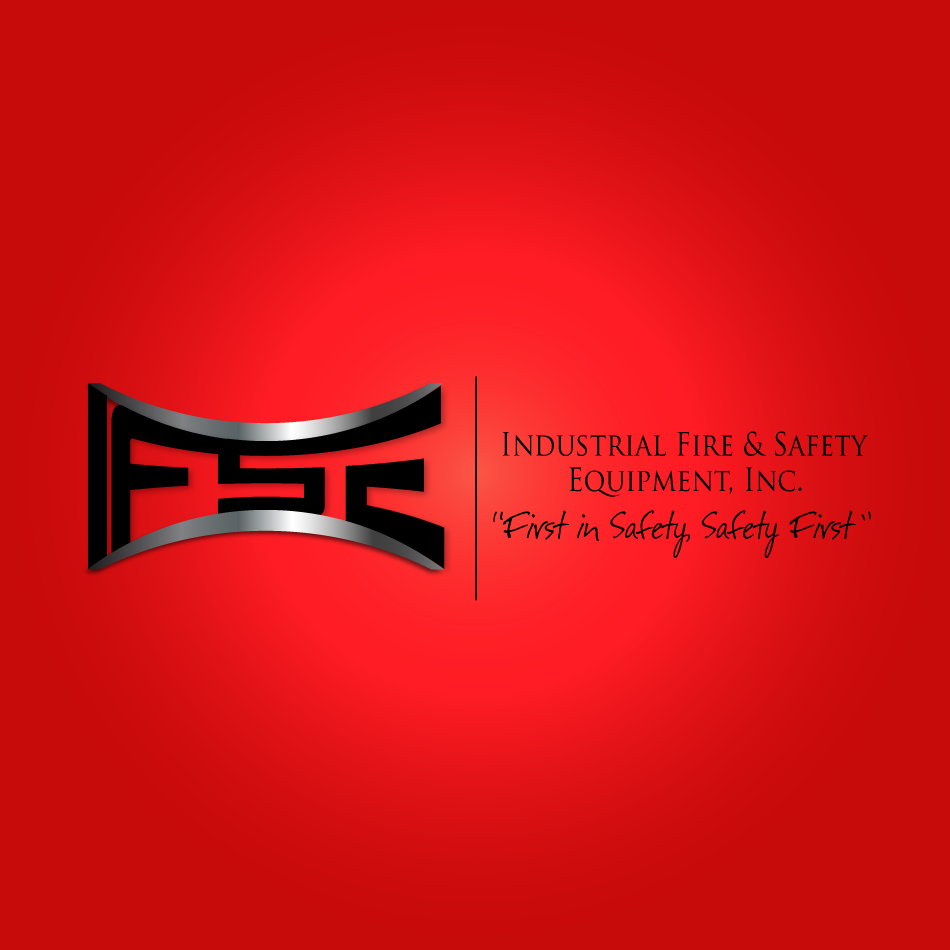 Logo Design by moonflower - Entry No. 189 in the Logo Design Contest New Logo Design for Industrial Fire and Safety Equipment, Inc..
