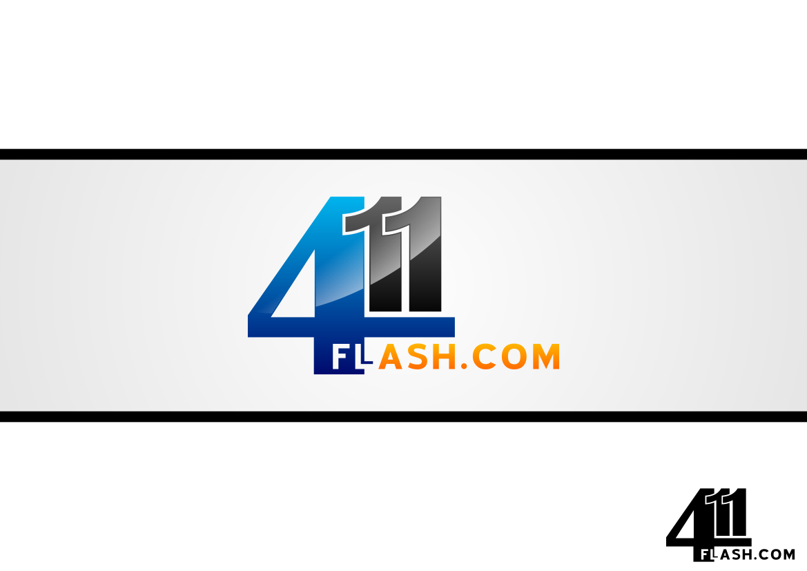 Logo Design by lucifer - Entry No. 5 in the Logo Design Contest 411Flash Logo Design.