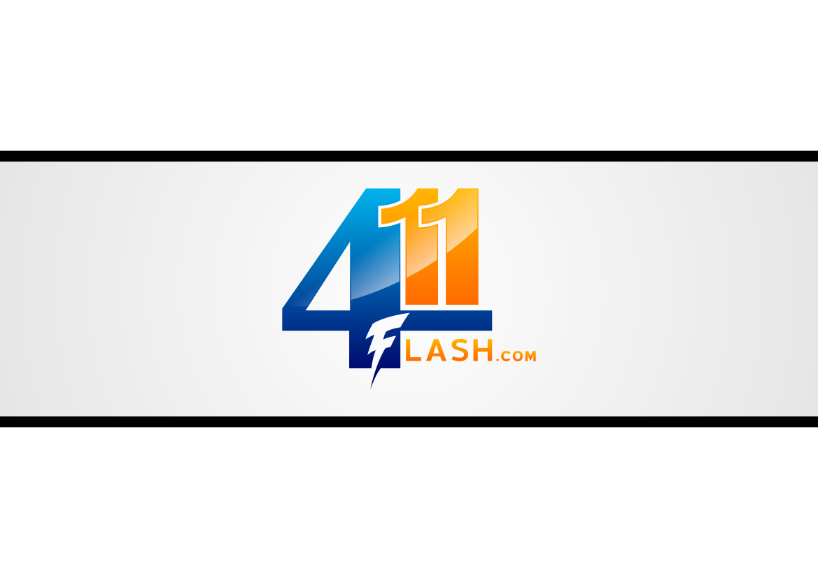 Logo Design by lucifer - Entry No. 12 in the Logo Design Contest 411Flash Logo Design.