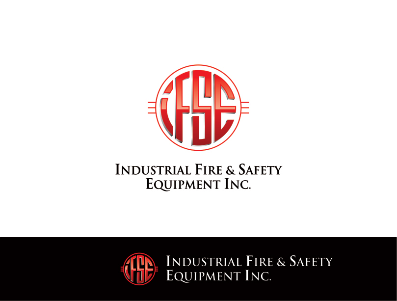 Logo Design by vdhadse - Entry No. 213 in the Logo Design Contest New Logo Design for Industrial Fire and Safety Equipment, Inc..