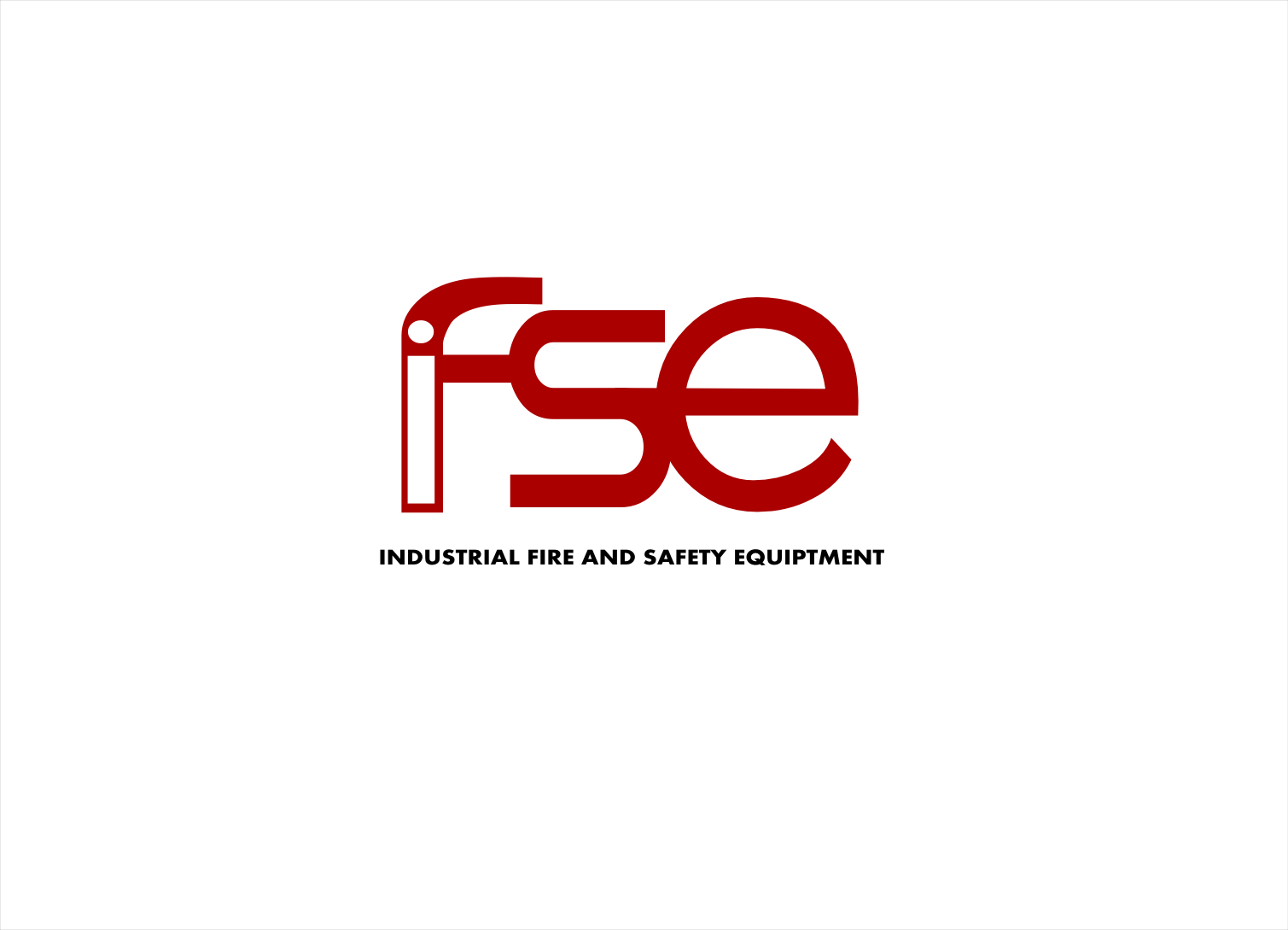 Logo Design by Joseph calunsag Cagaanan - Entry No. 217 in the Logo Design Contest New Logo Design for Industrial Fire and Safety Equipment, Inc..