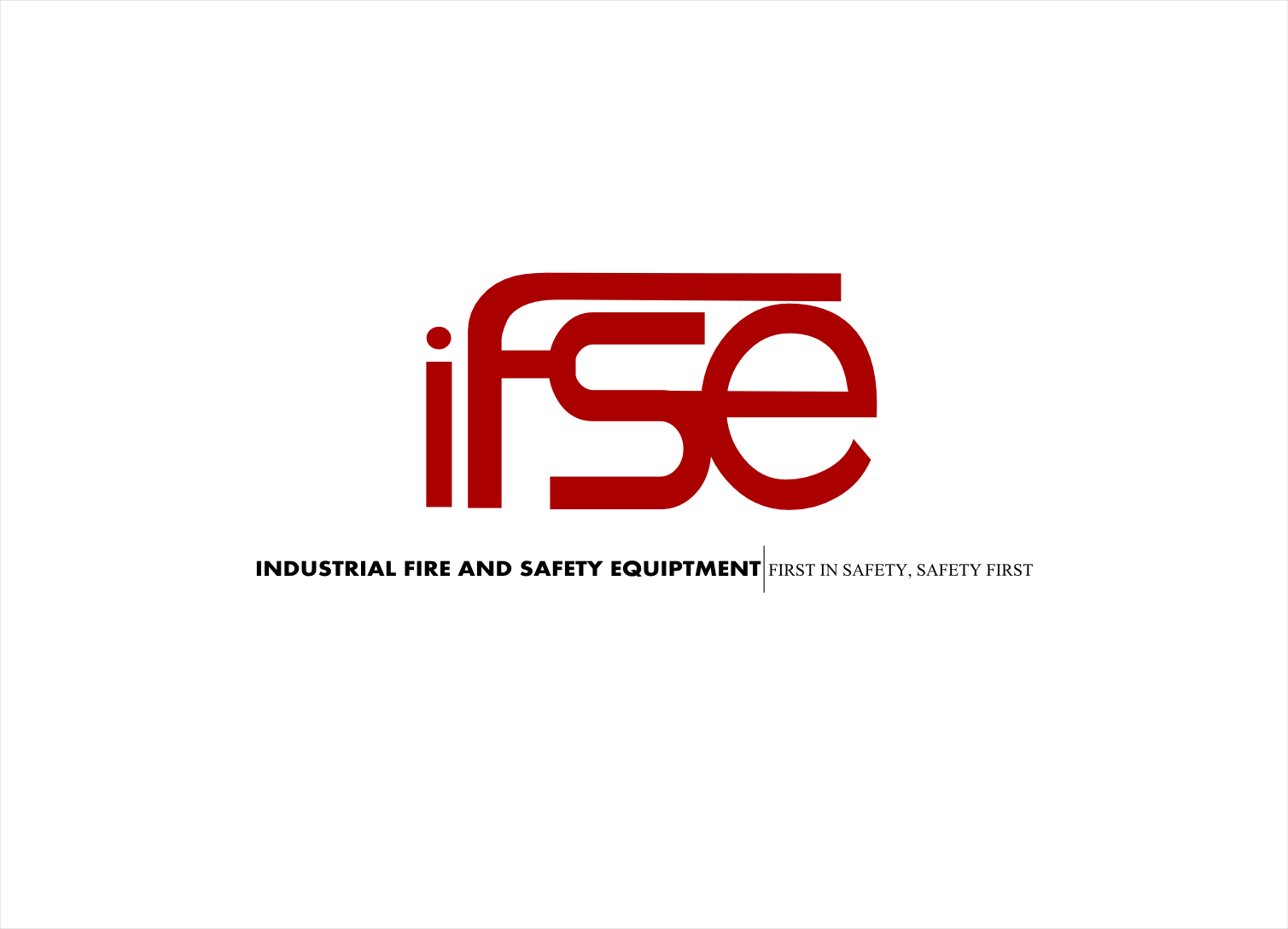 Logo Design by Joseph calunsag Cagaanan - Entry No. 219 in the Logo Design Contest New Logo Design for Industrial Fire and Safety Equipment, Inc..