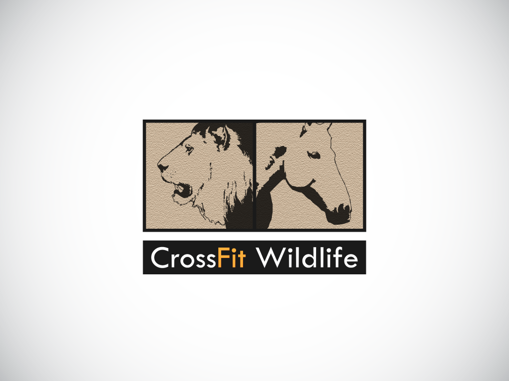 Logo Design by imtan2x - Entry No. 7 in the Logo Design Contest Unique Logo Design Wanted for CrossFit Wildlife.