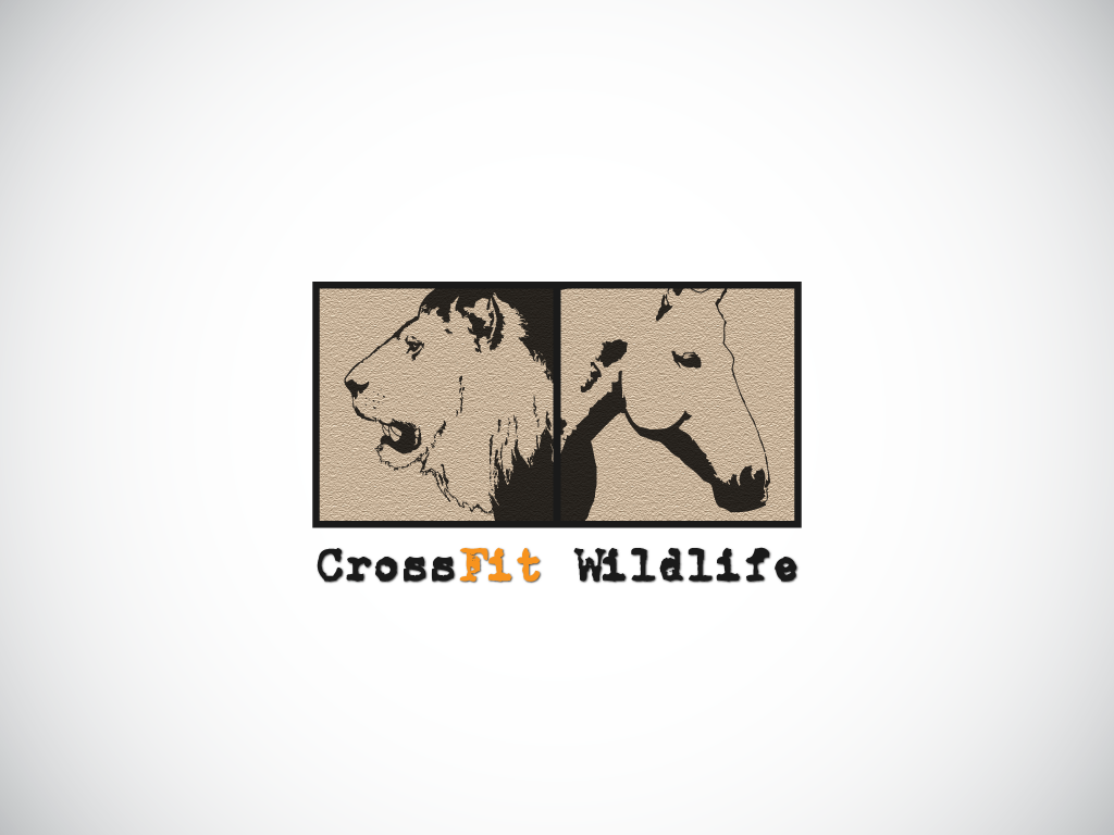 Logo Design by imtan2x - Entry No. 8 in the Logo Design Contest Unique Logo Design Wanted for CrossFit Wildlife.