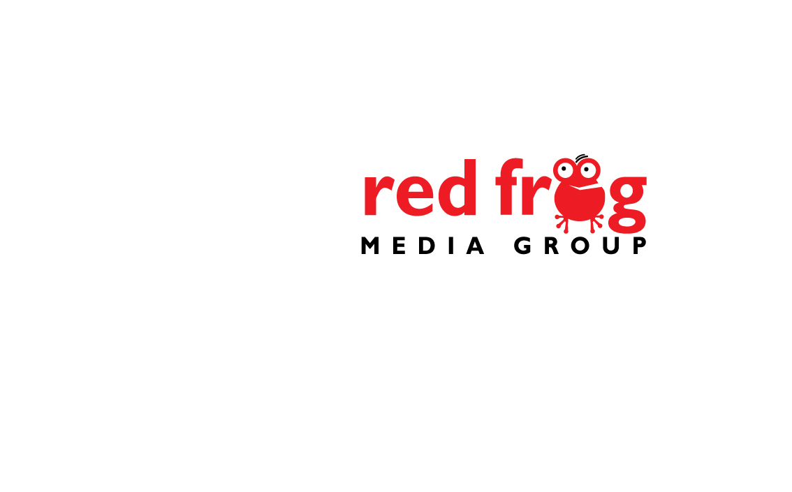 Logo Design by peps - Entry No. 33 in the Logo Design Contest New Logo Design for Red Frog Media Group.