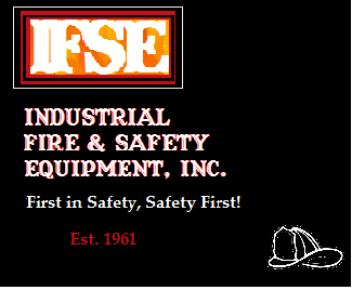 Logo Design by Impromptu_images - Entry No. 230 in the Logo Design Contest New Logo Design for Industrial Fire and Safety Equipment, Inc..