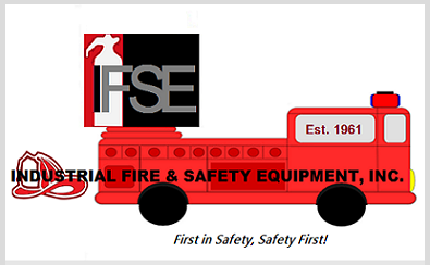 Logo Design by Impromptu_images - Entry No. 231 in the Logo Design Contest New Logo Design for Industrial Fire and Safety Equipment, Inc..