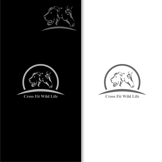 Logo Design by graphicleaf - Entry No. 11 in the Logo Design Contest Unique Logo Design Wanted for CrossFit Wildlife.