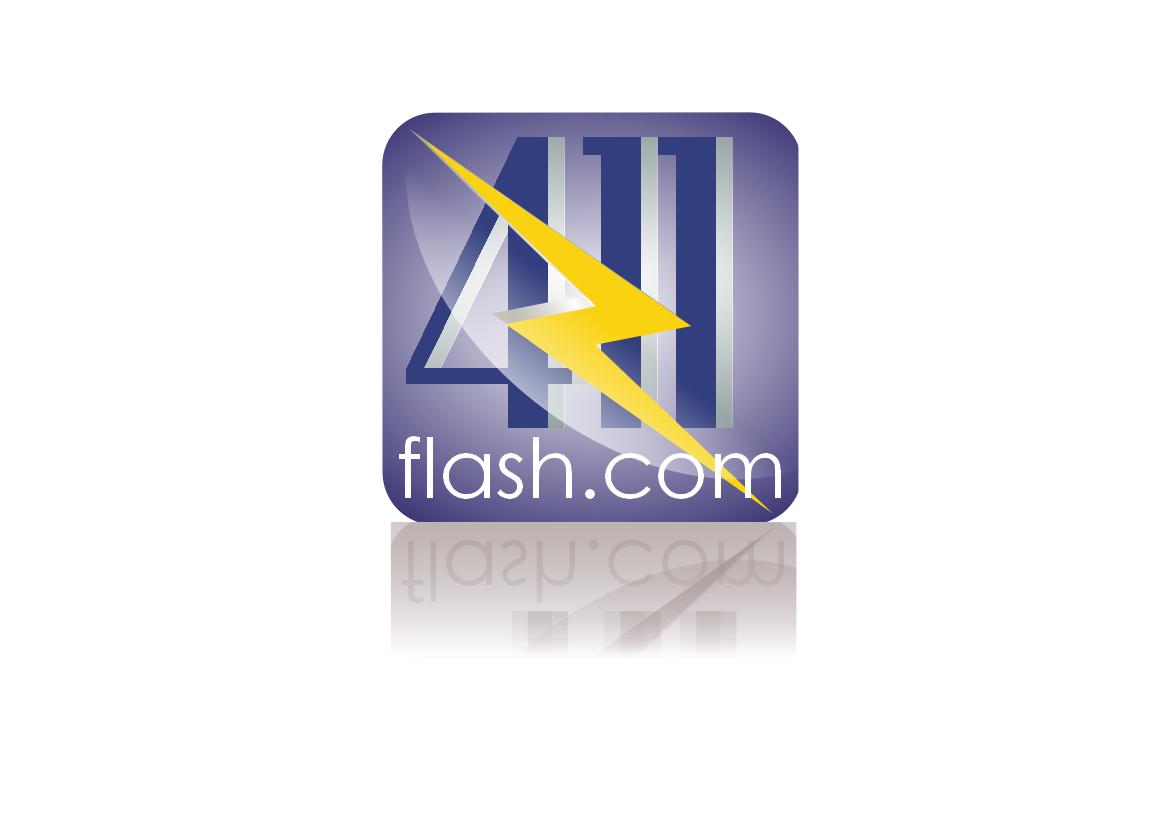 Logo Design by Heri Susanto - Entry No. 23 in the Logo Design Contest 411Flash Logo Design.