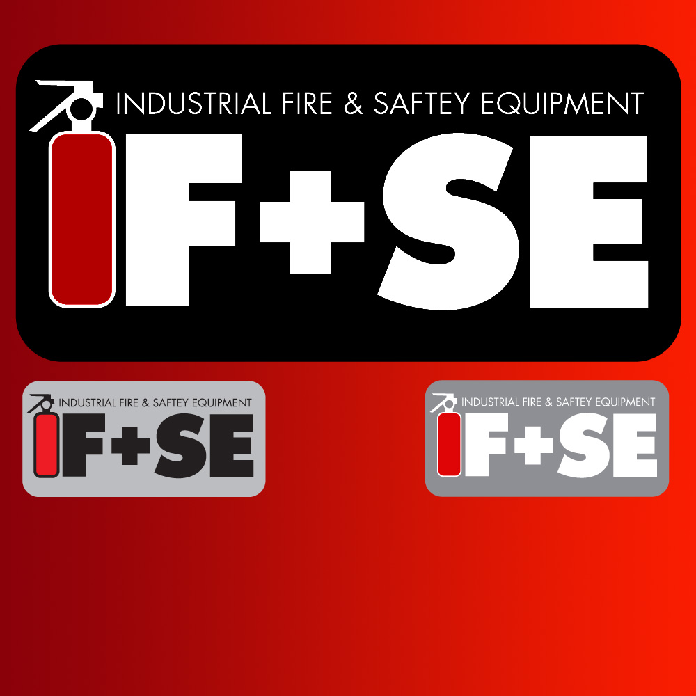 Logo Design by caseofdesign - Entry No. 246 in the Logo Design Contest New Logo Design for Industrial Fire and Safety Equipment, Inc..