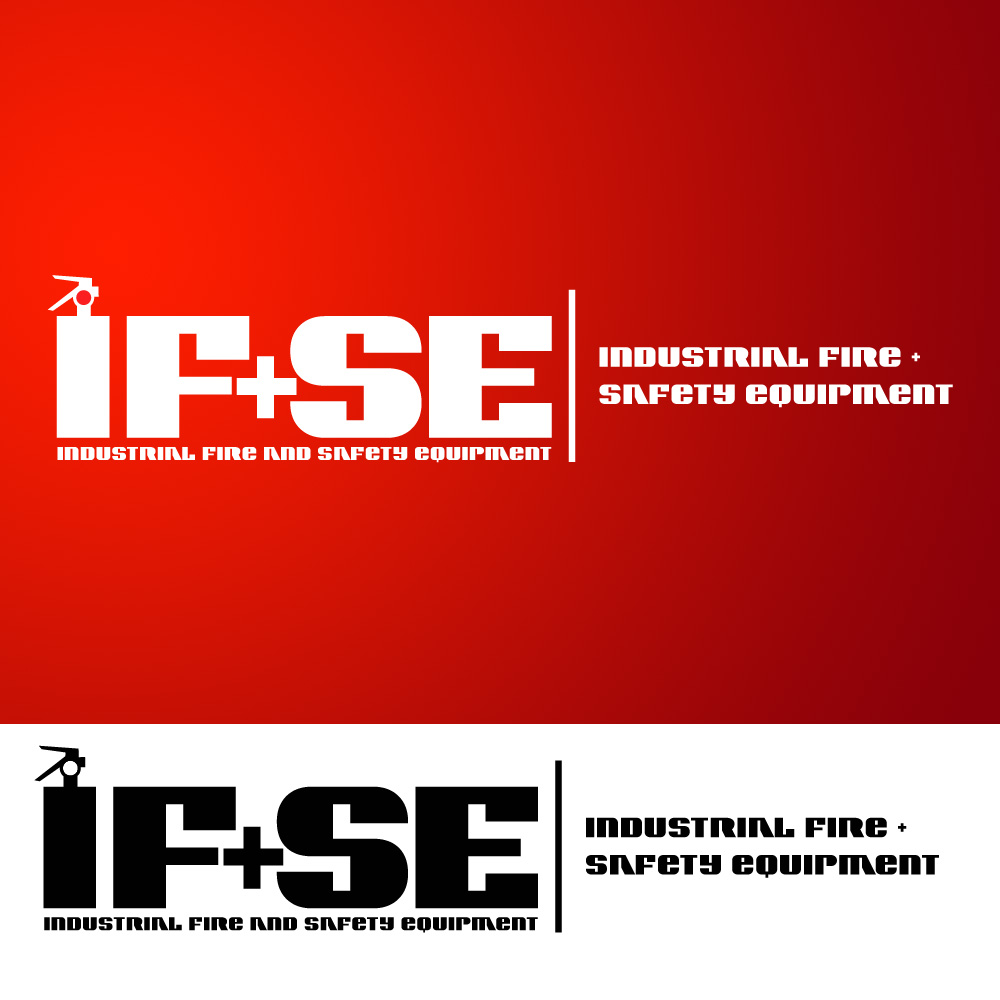 Logo Design by caseofdesign - Entry No. 247 in the Logo Design Contest New Logo Design for Industrial Fire and Safety Equipment, Inc..