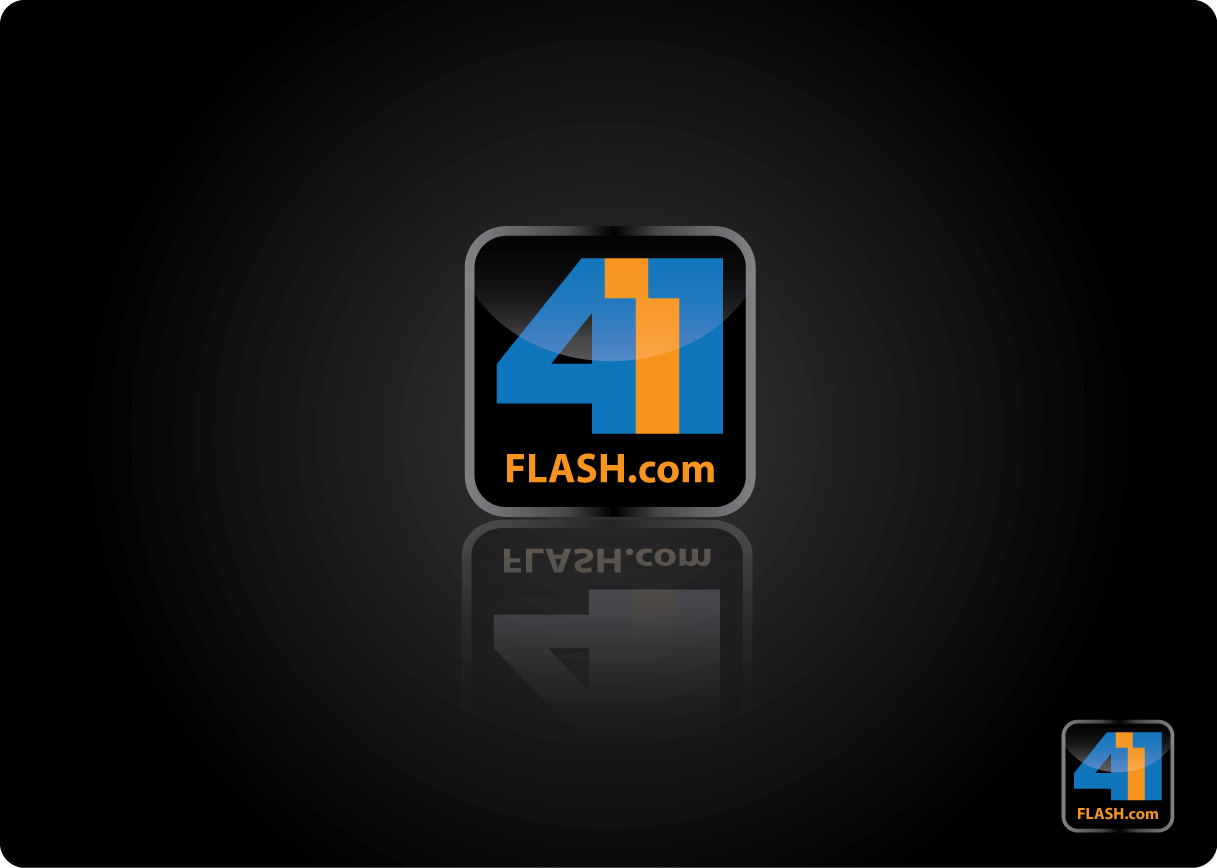 Logo Design by peps - Entry No. 28 in the Logo Design Contest 411Flash Logo Design.