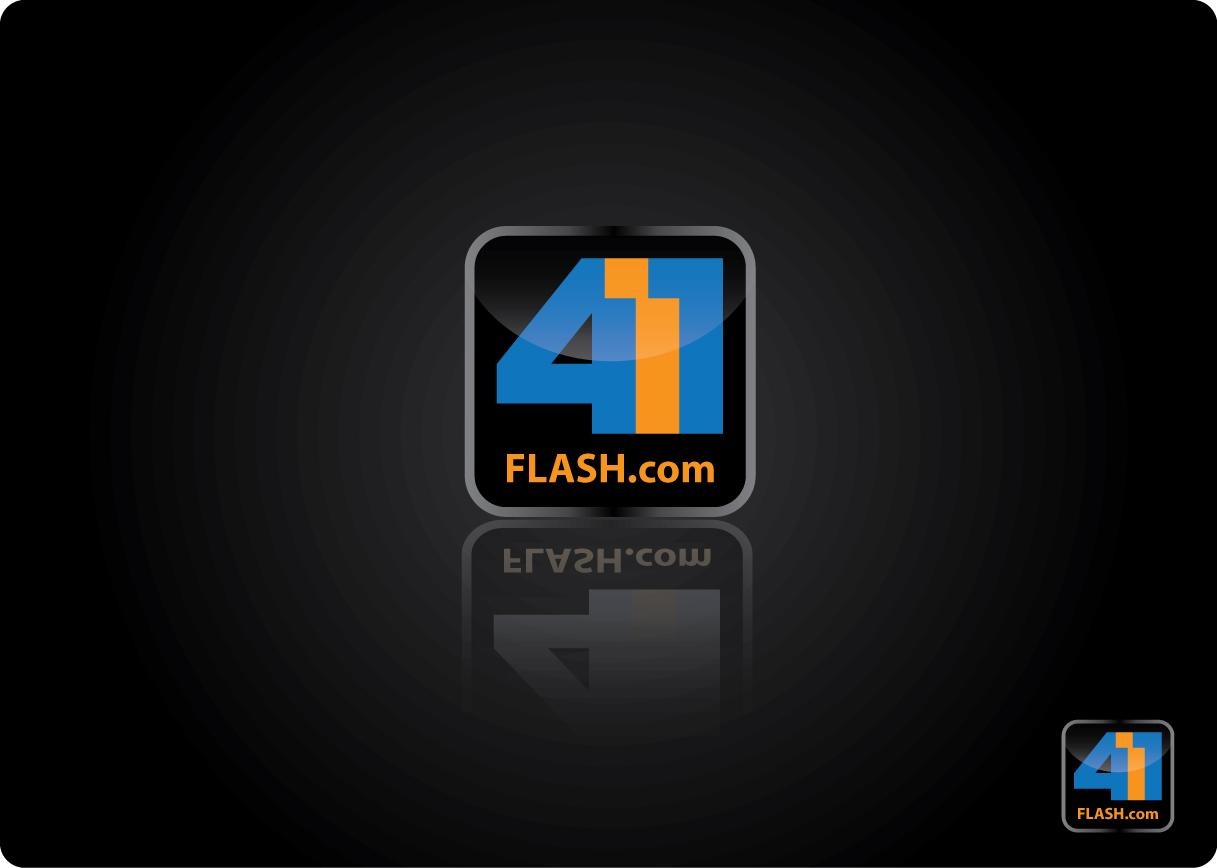 Logo Design by peps - Entry No. 28 in the Logo Design Contest 411Flash Logo Design.