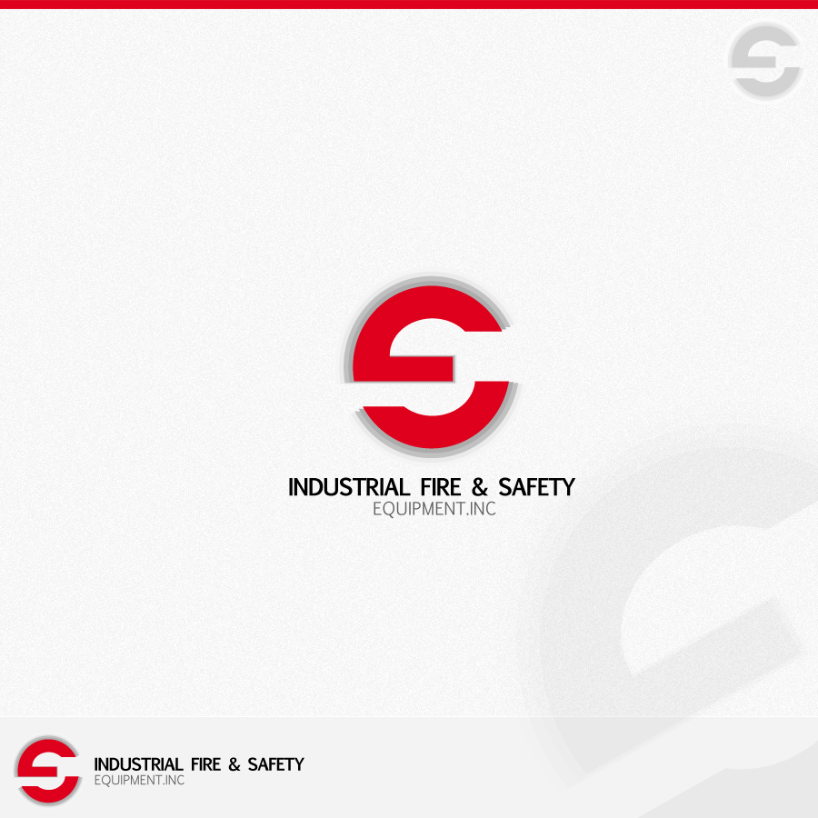 Logo Design by rockpinoy - Entry No. 267 in the Logo Design Contest New Logo Design for Industrial Fire and Safety Equipment, Inc..
