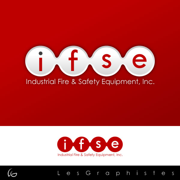 Logo Design by Les-Graphistes - Entry No. 268 in the Logo Design Contest New Logo Design for Industrial Fire and Safety Equipment, Inc..