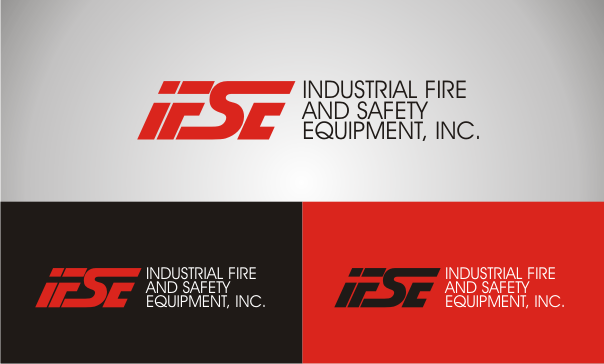 Logo Design by Thernzkie - Entry No. 270 in the Logo Design Contest New Logo Design for Industrial Fire and Safety Equipment, Inc..