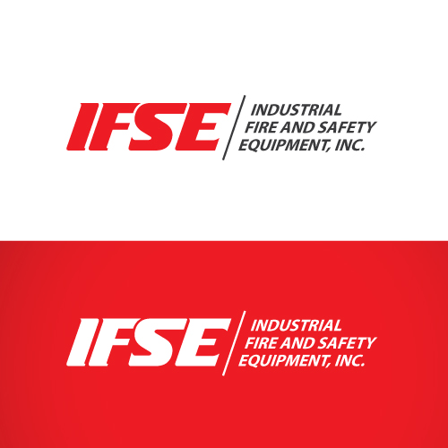 Logo Design by lead - Entry No. 288 in the Logo Design Contest New Logo Design for Industrial Fire and Safety Equipment, Inc..