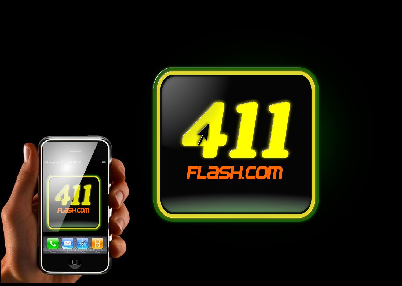 Logo Design by Joseph calunsag Cagaanan - Entry No. 41 in the Logo Design Contest 411Flash Logo Design.