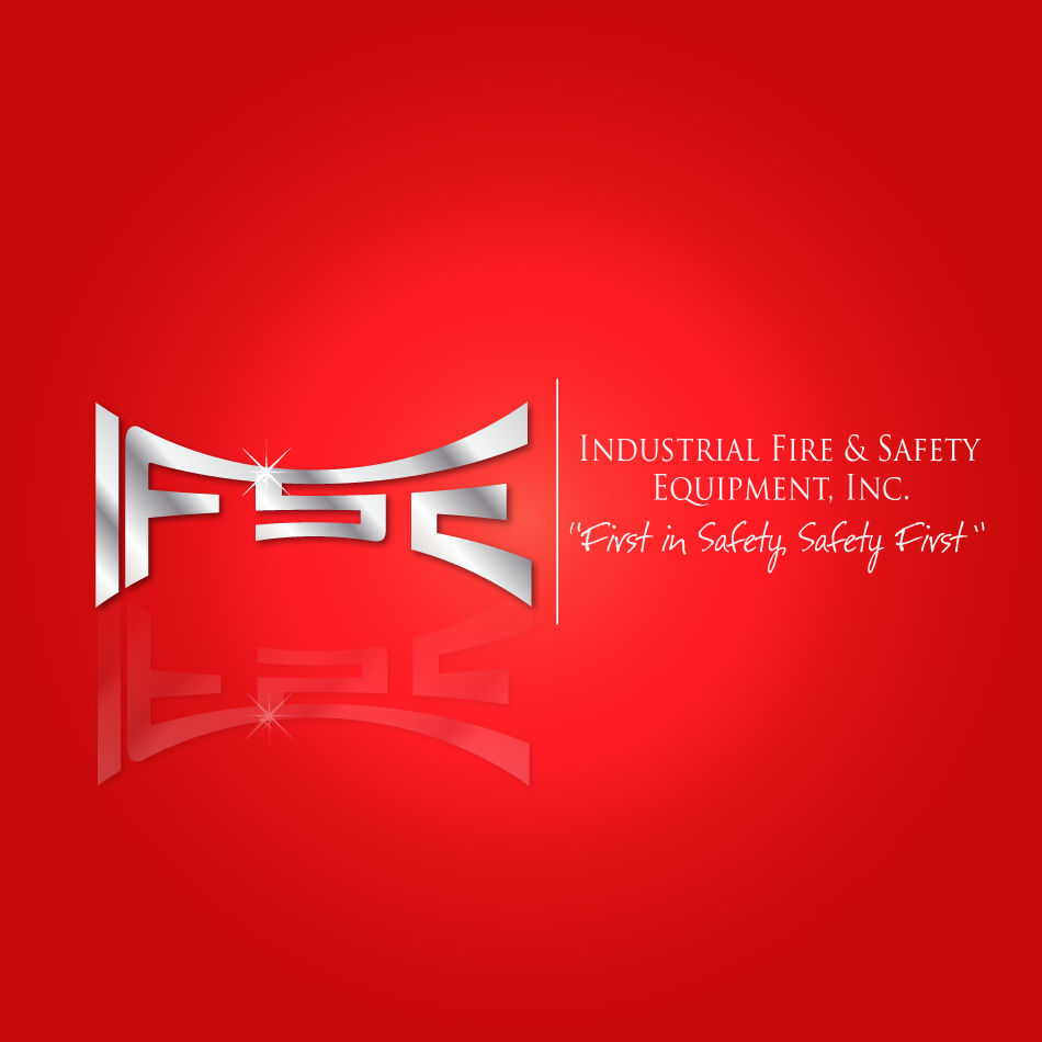 Logo Design by moonflower - Entry No. 298 in the Logo Design Contest New Logo Design for Industrial Fire and Safety Equipment, Inc..