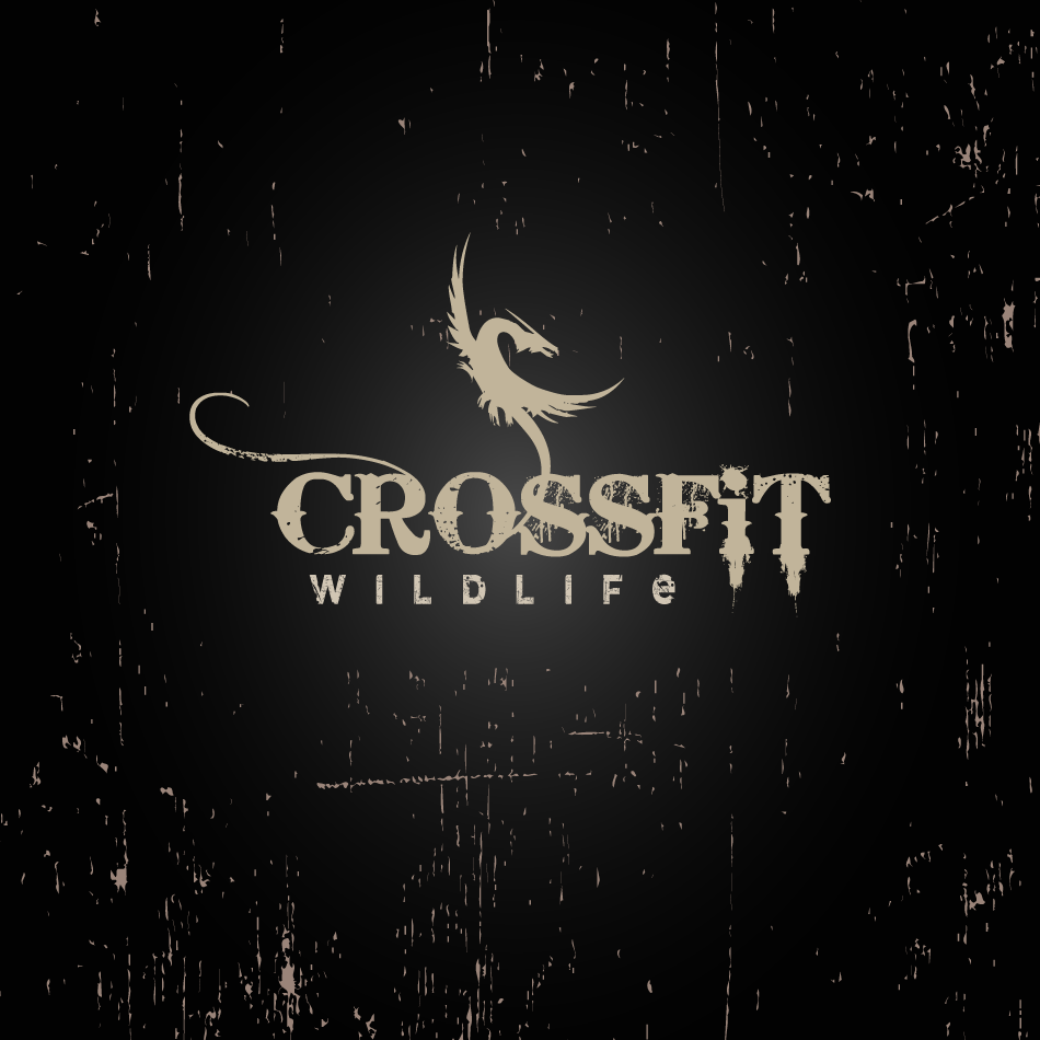Logo Design by moonflower - Entry No. 22 in the Logo Design Contest Unique Logo Design Wanted for CrossFit Wildlife.