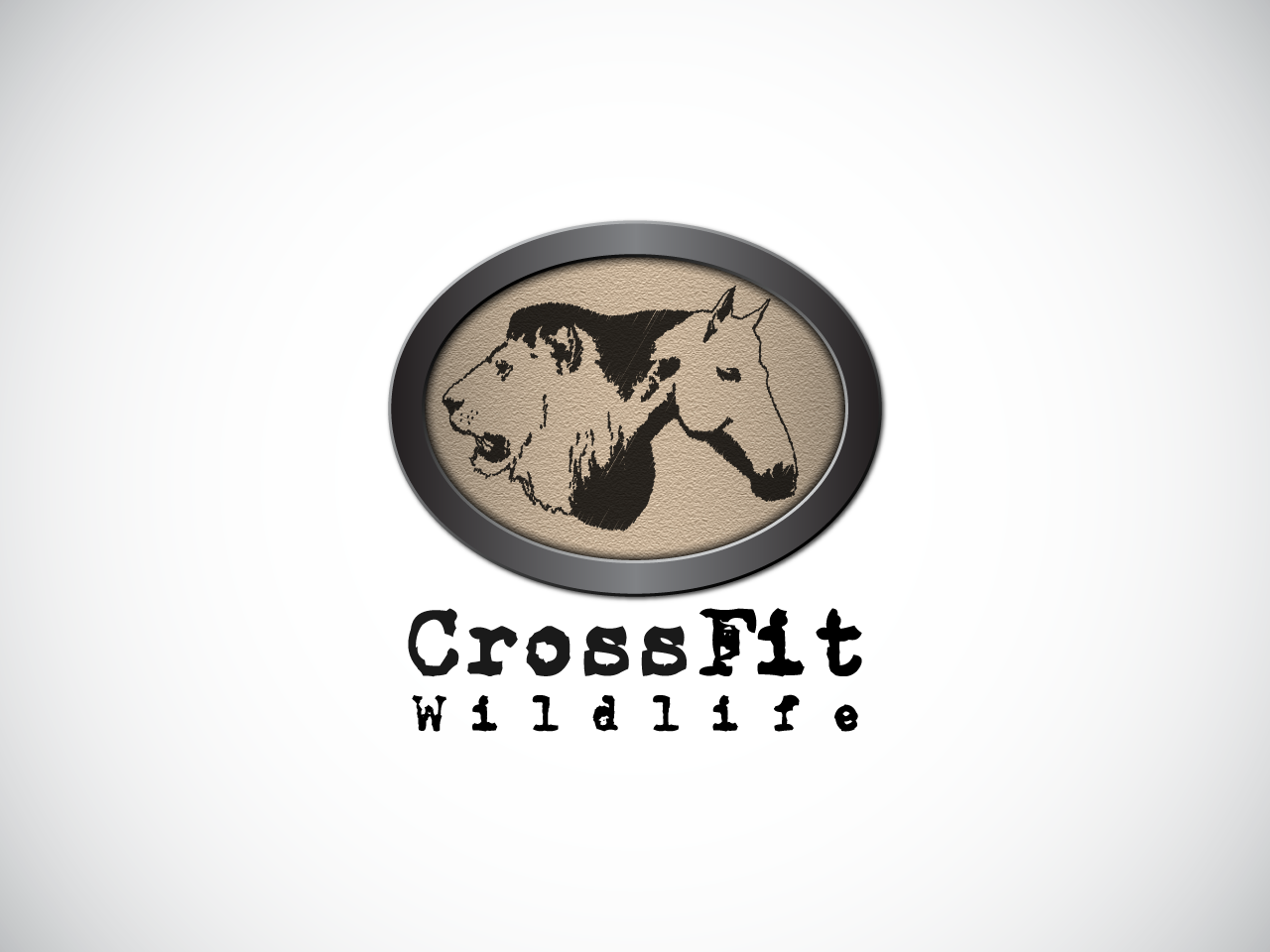Logo Design by imtan2x - Entry No. 23 in the Logo Design Contest Unique Logo Design Wanted for CrossFit Wildlife.