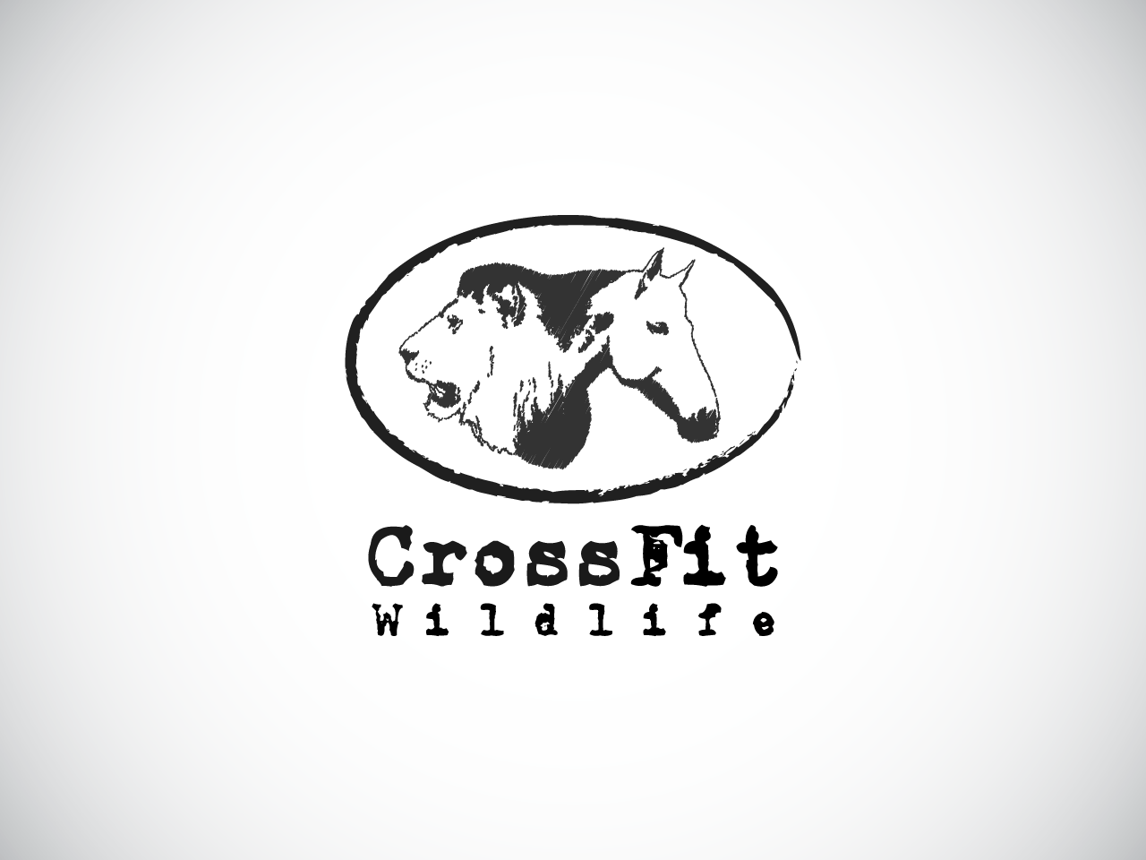 Logo Design by imtan2x - Entry No. 24 in the Logo Design Contest Unique Logo Design Wanted for CrossFit Wildlife.