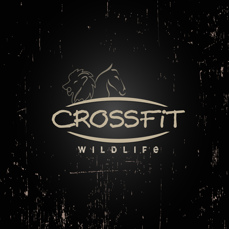 Logo Design by moonflower - Entry No. 25 in the Logo Design Contest Unique Logo Design Wanted for CrossFit Wildlife.