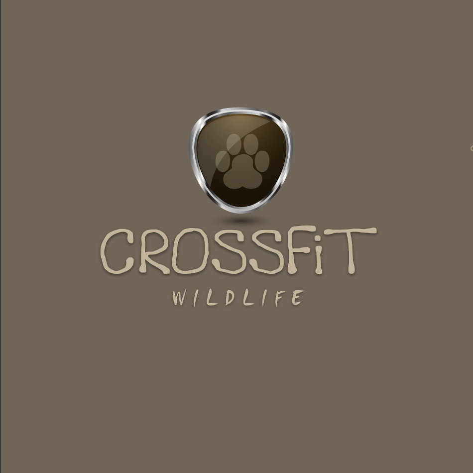 Logo Design by moonflower - Entry No. 26 in the Logo Design Contest Unique Logo Design Wanted for CrossFit Wildlife.