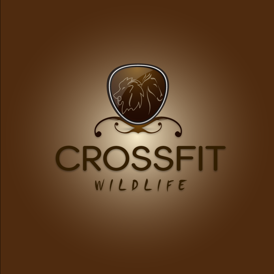 Logo Design by moonflower - Entry No. 28 in the Logo Design Contest Unique Logo Design Wanted for CrossFit Wildlife.