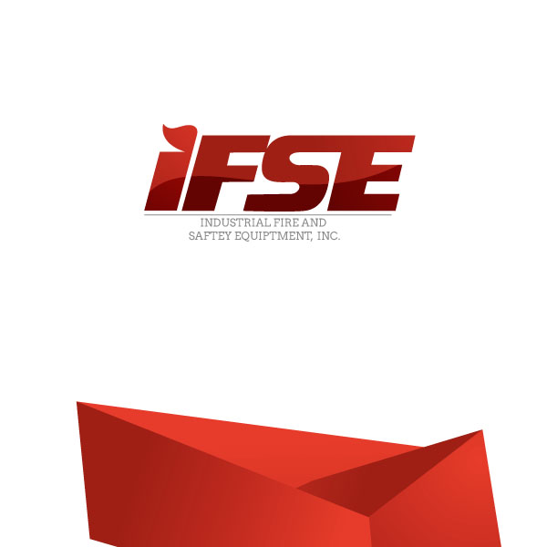 Logo Design by stu-simpson - Entry No. 304 in the Logo Design Contest New Logo Design for Industrial Fire and Safety Equipment, Inc..