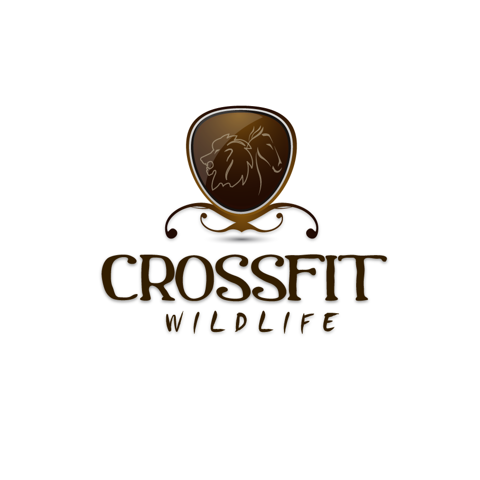 Logo Design by moonflower - Entry No. 29 in the Logo Design Contest Unique Logo Design Wanted for CrossFit Wildlife.