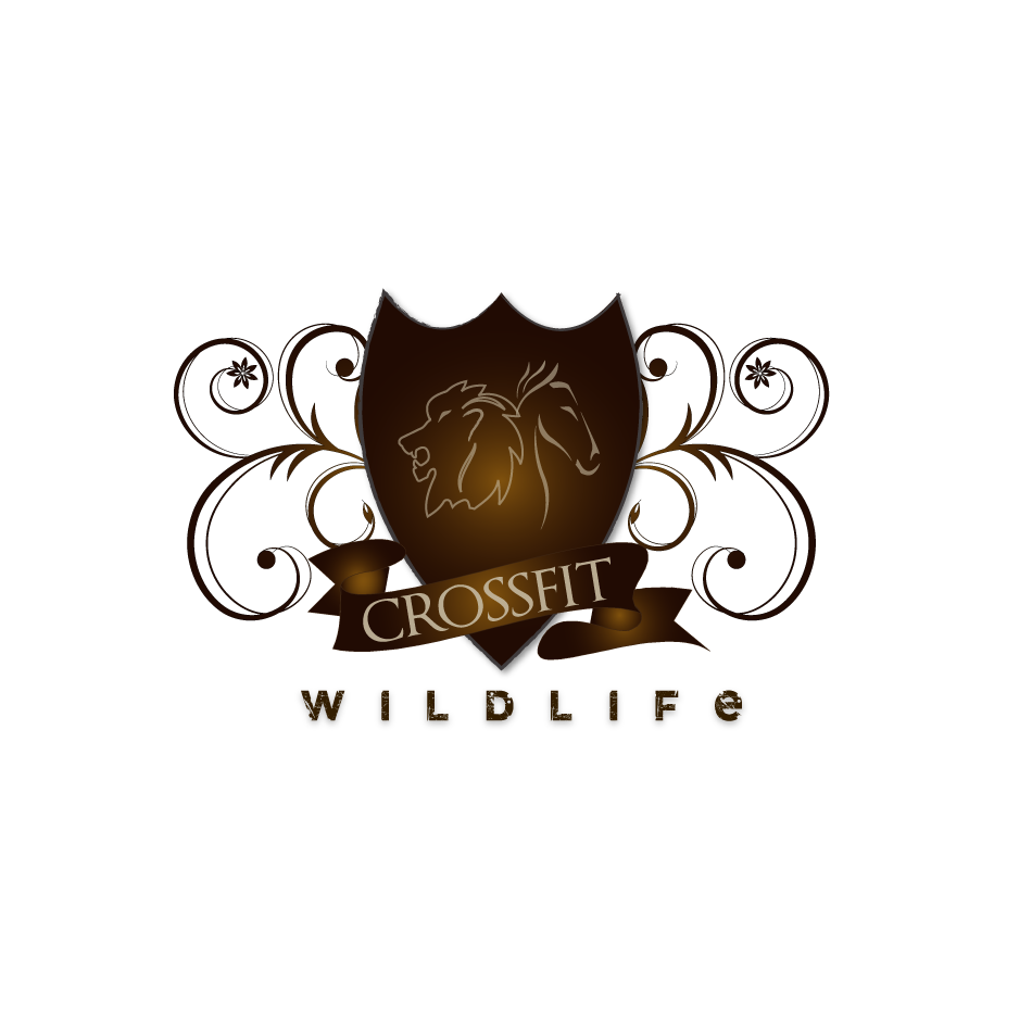 Logo Design by moonflower - Entry No. 31 in the Logo Design Contest Unique Logo Design Wanted for CrossFit Wildlife.