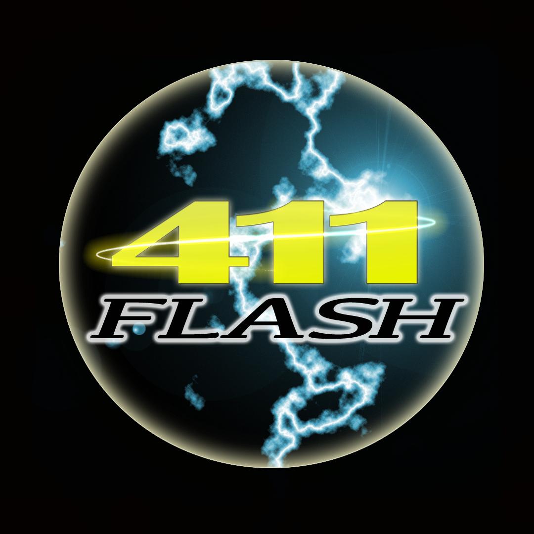Logo Design by Podtree - Entry No. 59 in the Logo Design Contest 411Flash Logo Design.