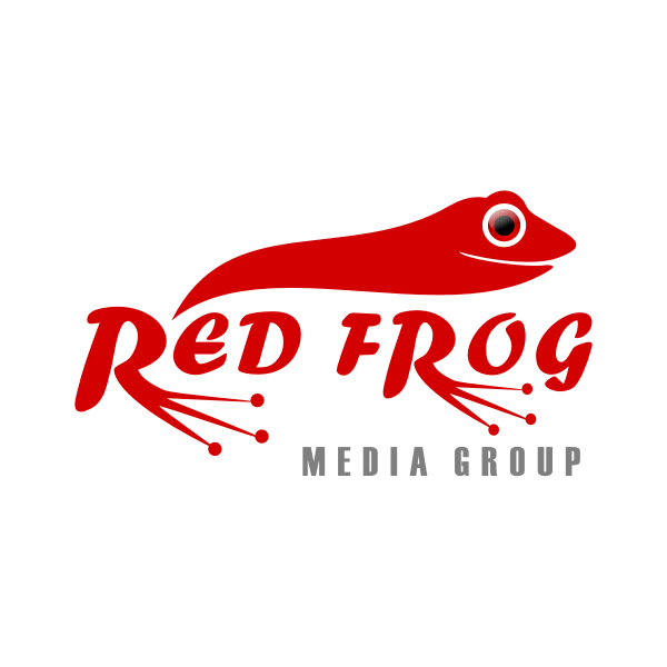 Logo Design by Rudy - Entry No. 47 in the Logo Design Contest New Logo Design for Red Frog Media Group.