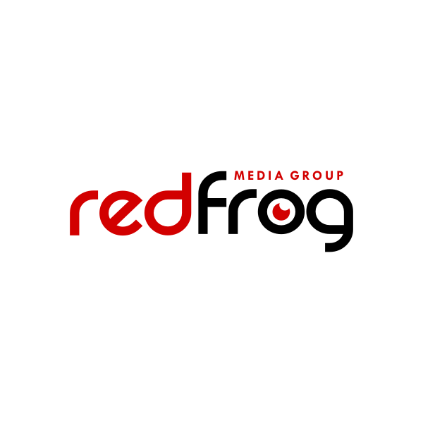 Logo Design by Rudy - Entry No. 52 in the Logo Design Contest New Logo Design for Red Frog Media Group.