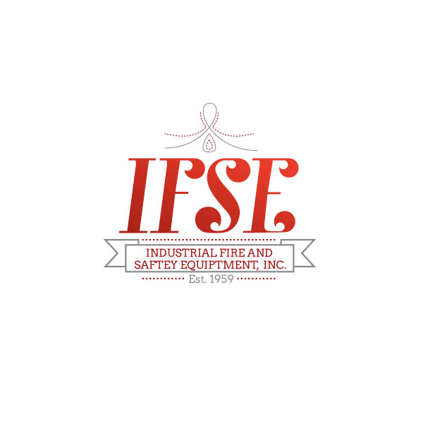 Logo Design by stu-simpson - Entry No. 328 in the Logo Design Contest New Logo Design for Industrial Fire and Safety Equipment, Inc..
