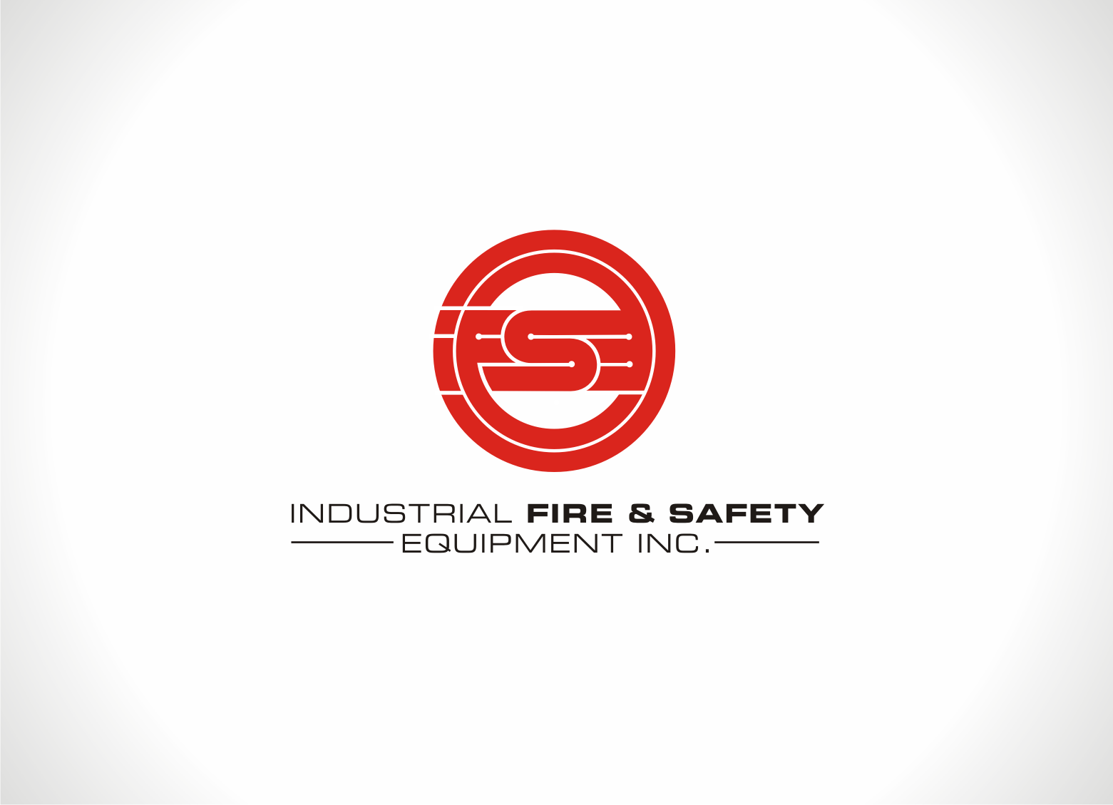 Logo Design by lovag - Entry No. 331 in the Logo Design Contest New Logo Design for Industrial Fire and Safety Equipment, Inc..