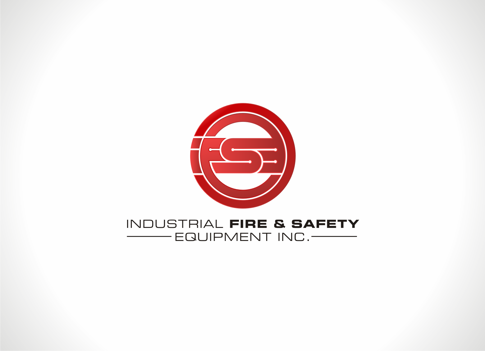 Logo Design by lovag - Entry No. 333 in the Logo Design Contest New Logo Design for Industrial Fire and Safety Equipment, Inc..