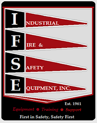 Logo Design by Impromptu_images - Entry No. 342 in the Logo Design Contest New Logo Design for Industrial Fire and Safety Equipment, Inc..