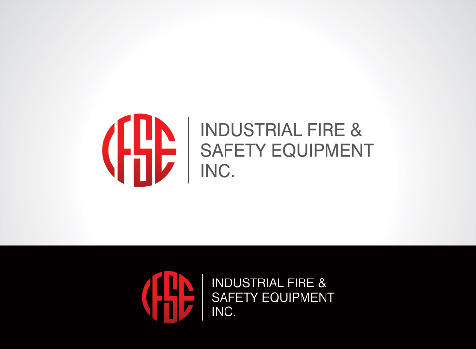 Logo Design by vdhadse - Entry No. 343 in the Logo Design Contest New Logo Design for Industrial Fire and Safety Equipment, Inc..