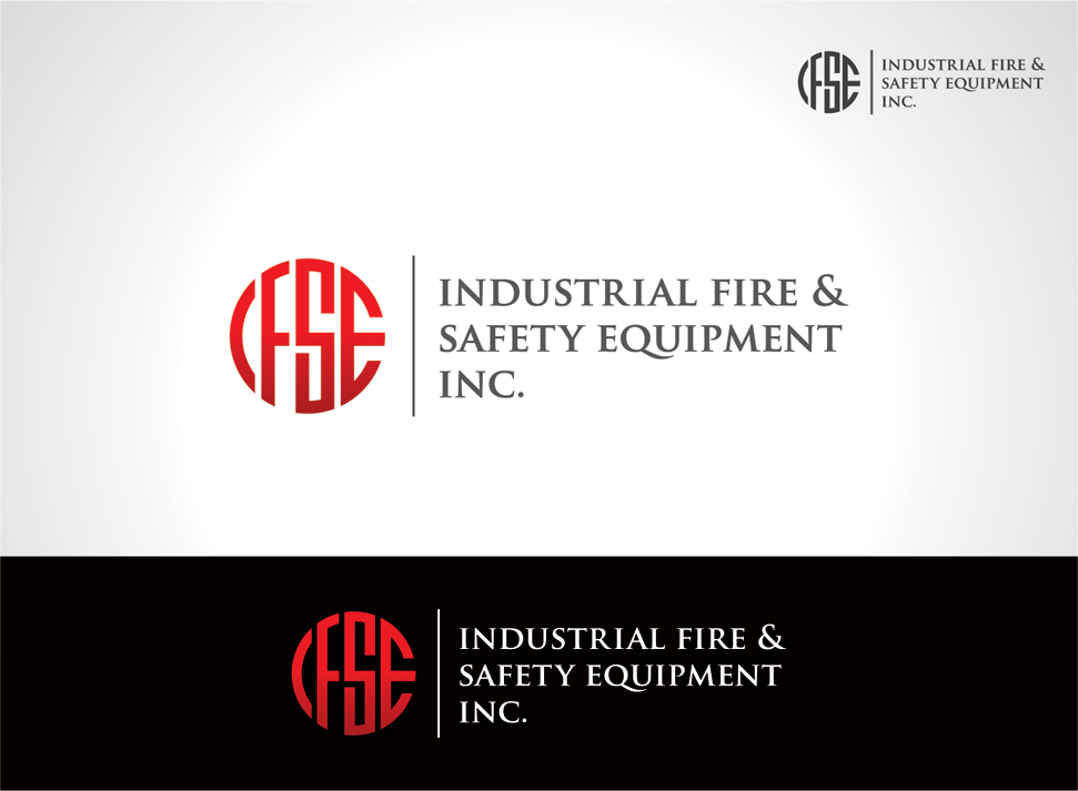Logo Design by vdhadse - Entry No. 344 in the Logo Design Contest New Logo Design for Industrial Fire and Safety Equipment, Inc..
