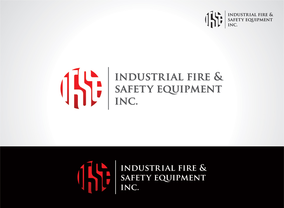 Logo Design by vdhadse - Entry No. 345 in the Logo Design Contest New Logo Design for Industrial Fire and Safety Equipment, Inc..