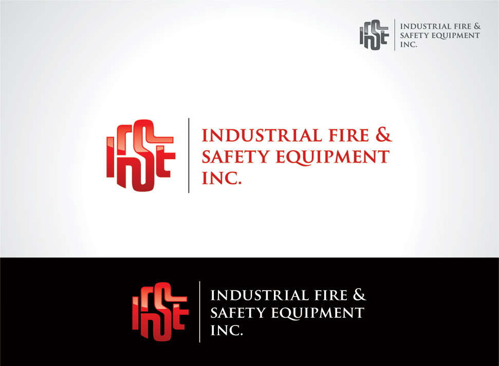 Logo Design by vdhadse - Entry No. 346 in the Logo Design Contest New Logo Design for Industrial Fire and Safety Equipment, Inc..