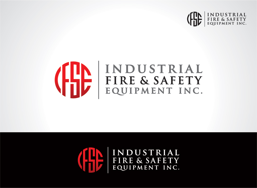Logo Design by vdhadse - Entry No. 347 in the Logo Design Contest New Logo Design for Industrial Fire and Safety Equipment, Inc..