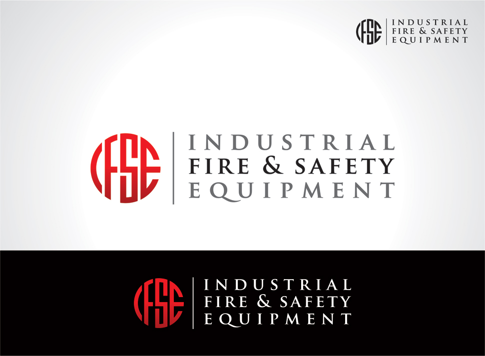 Logo Design by vdhadse - Entry No. 362 in the Logo Design Contest New Logo Design for Industrial Fire and Safety Equipment, Inc..